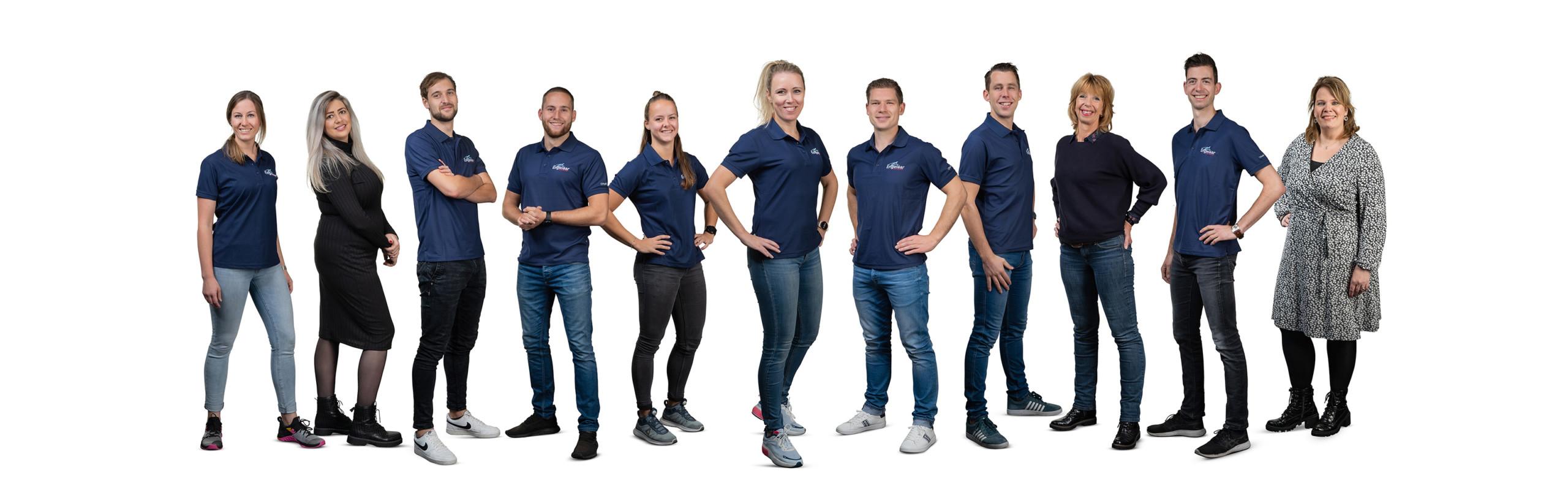 Fysio Engelaar Doetinchem team